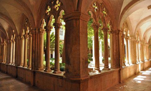 Manastirea Dominicana din Dubrovnik