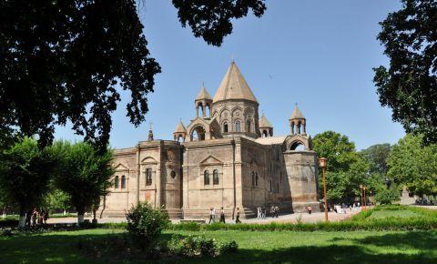 Manastirea Echmiadzin din Erevan