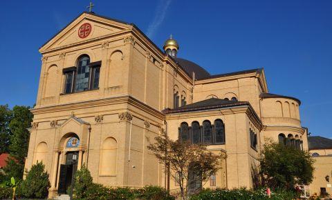 Manastirea Franciscana din Washington
