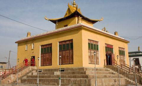 Manastirea Gesar din Ulan Bator