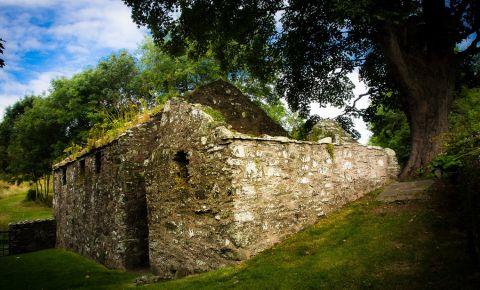 Manastirea Inch din Downpatrick