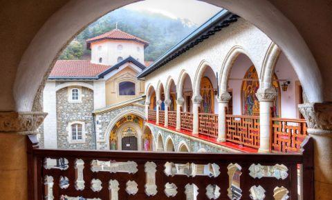 Manastirea Kykkos din Troodos