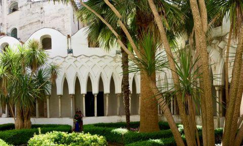 Manastirea Paradisului din Amalfi