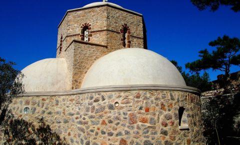 Manastirea Profetul Ilie din Insula Santorini