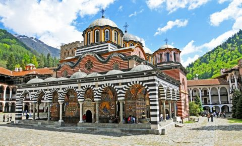 Manastirea Rila din Panichishte