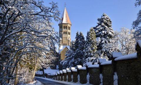 Manastirea Saint Maurice din Clervaux