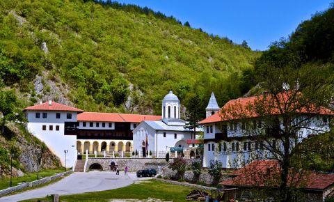 Manastirea Sfanta Treime din Pljevlja