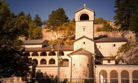 Manastirea Sfantul Petru din Cetinje