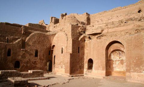Manastirea Sfantului Simeon din Aswan
