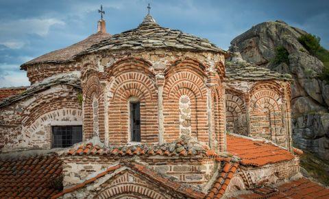 Manastirea Sfintilor Arhangheli din Prilep