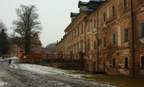 Manastirea Tepla din Marianske Lazne