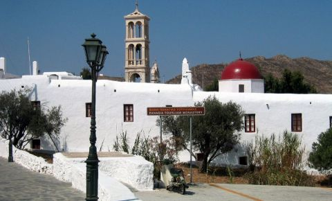 Manastirea Tourliani din Insula Mykonos