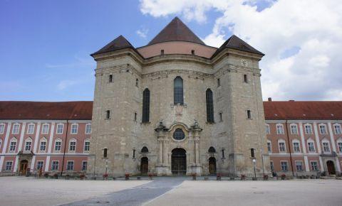 Manastirea Wiblingen din Ulm