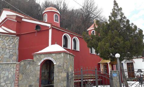 Manastirile Uspenie Bogorodichno din Kardzhali