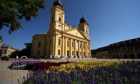 Marea Biserica Reformata din Debretin