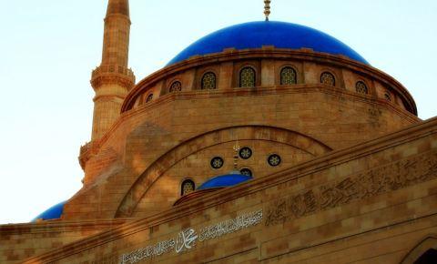 Marea Moschee din Baalbek