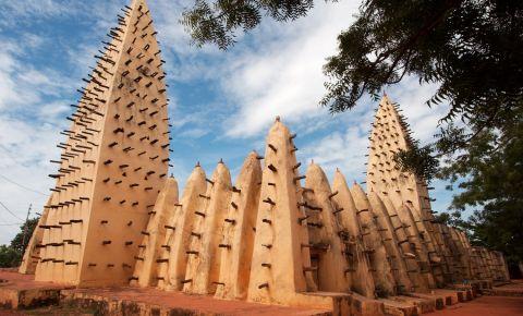 Marea Moschee din Bobo Dioulasso
