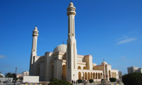 Marea Moschee din Manama