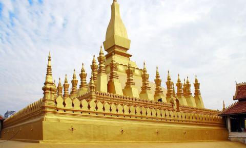 Marea Stupa din Vientiane