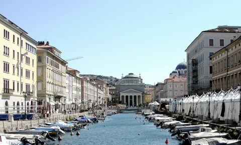 Marele Canal din Trieste
