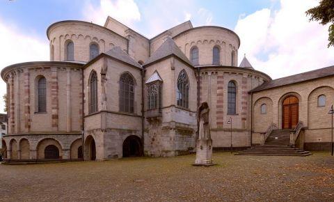 Biserica Sfanta Maria im Kapitol din Koln