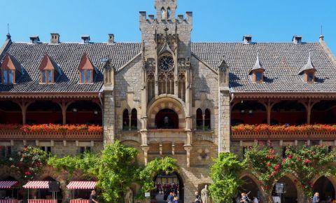 Castelul Marienburg din Hanovra