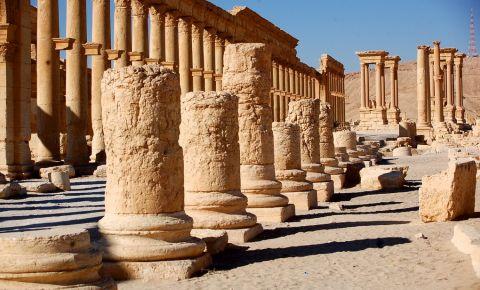 Marile Colonade din Palmira