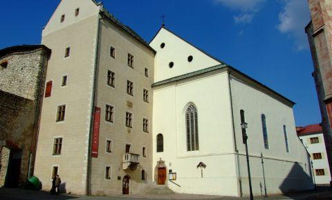Casa Memoriala Matei Corvin din Banska Bystrica