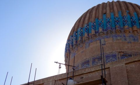 Mausoleul Reginei Goharshad din Herat