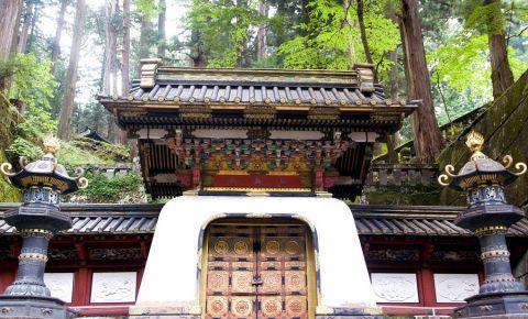Mausoleul Tokugawa Ieyasu din Nikko
