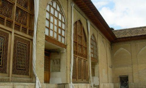 Medresa Khan din Shiraz