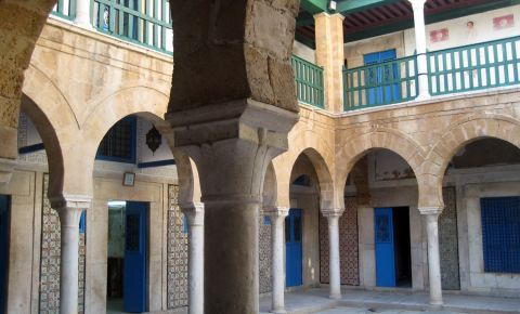 Medresa Mouradia din Tunis