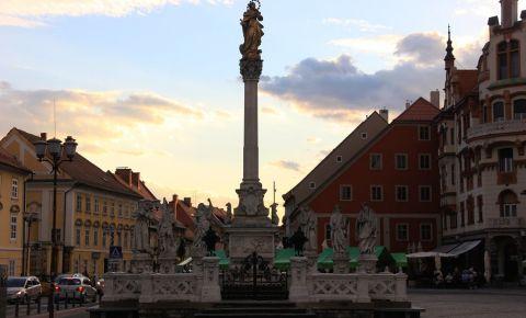 Memorialul Ciumei din Maribor