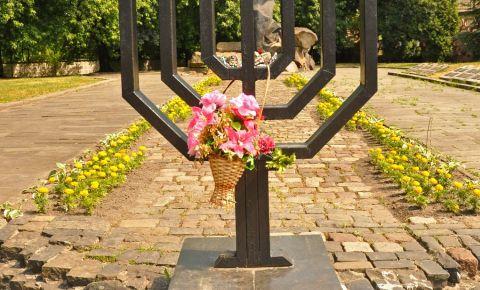 Memorialul Holocaustului din Liov