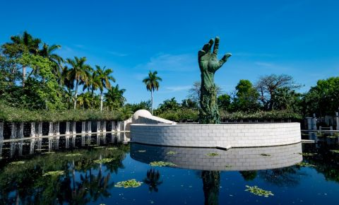 Memorialul Holocaustului din Miami