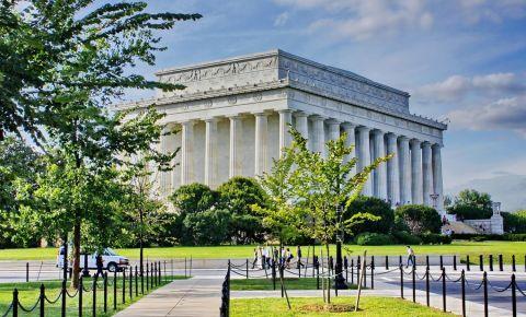 Memorialul Lincoln din Washington