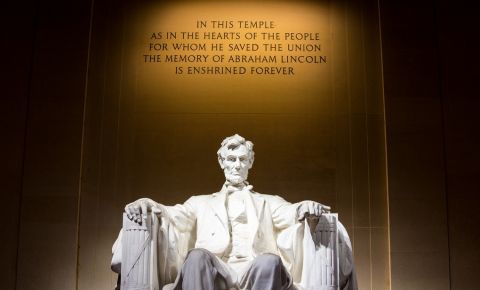 Memorialul Lincoln din Washington