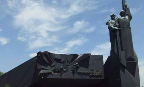 Memorialul Razboiului din Donetsk