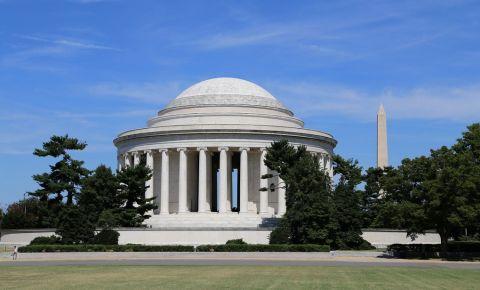 Memorialul Thomas Jefferson din Washington