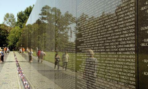 Memorialul Veteranilor Razboiului din Vietnam