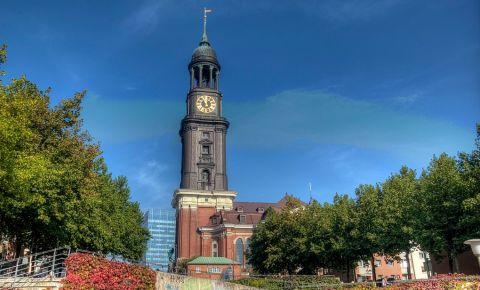 Biserica Sfantul Mihail din Hamburg