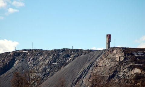 Mina de Fier din Kiruna