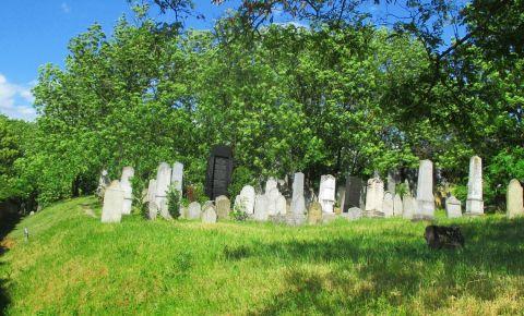 Monumentele Evreiesti din Mikulov