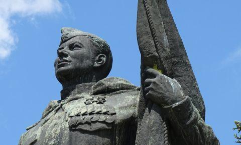 Monumentul Armatei Sovietice din Ruse