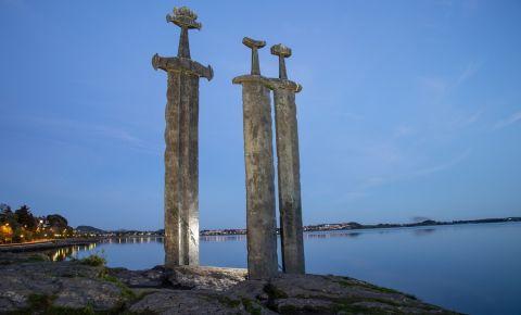 Monumentul Celor Trei Sabii din Stavanger