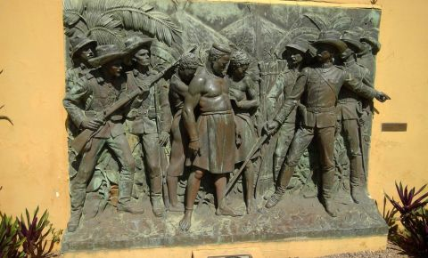 Monumentul Eroilor Mozambicani din Maputo