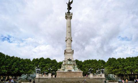 Monumentul Girondine din Bordeaux