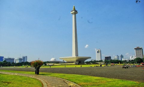 Monumentul National din Jakarta
