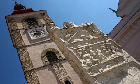 Monumentul lui Orfeu din Ptuj