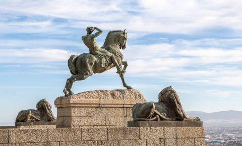 Monumentul Rhodes din Cape Town